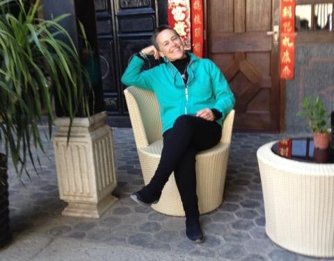 Lynn Neu: Prayer Weaver