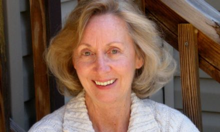 Mary Ann O'Connor: Weaver of Healing